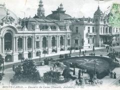 Ensemble du Casino Demerle Architecte
