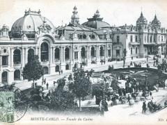Facade du Casino