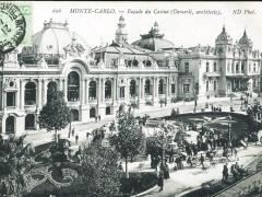 Facade du Casino Demerle architecte