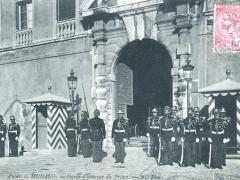 Garde d'honneur du Prince