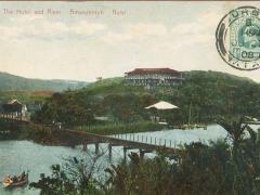 Amanzimtoti the Hotel and River