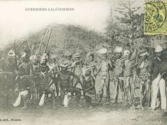 Guerriers Caledoniens