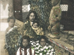 A Maoris Family
