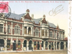 His Majesty's Theatre Dunedin