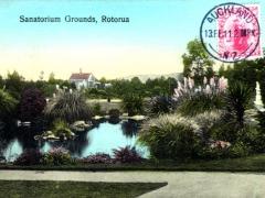 Rotorua Sanatorium Grounds