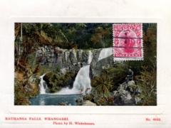 Whangarei Raumanga Falls