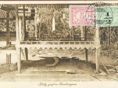 Heilig graf in Simeloengoen