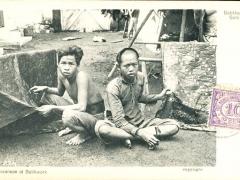 Java Solo Javanese at Batikwordk