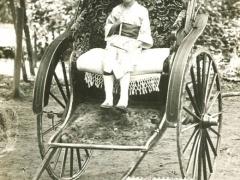 Kind in Ritschka Fotokarte