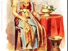 Java Bruid uit de Vorstenlanden