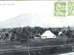 Merapi Fort de Kock