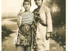 Miss Dia dan Miss Riboet Kedoea