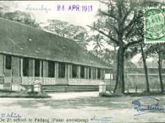 de 2e school te Padang