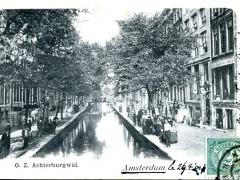 Amsterdam Achterburgwal
