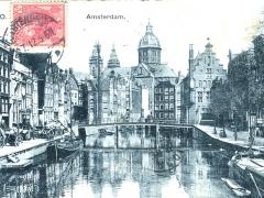 Amsterdam Ansicht