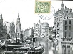 Amsterdam Binnen Amstel Sophiaplein