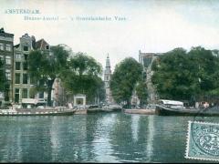 Amsterdam Binnen Amstel s Gravelandsche Veer