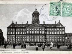 Amsterdam Koninklijk Paleis