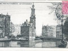Amsterdam de Munttoren