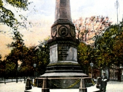 's Gravenhage Monument Saxen Weimar