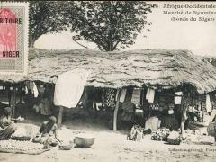 Marche de Nyamina bonds du Niger