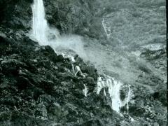 Rjoandefossen i Flamsdalen