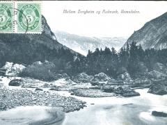 Romsdalen Mellem Horgheim og Fladmark