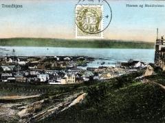 Trondhjem Havnen og Munkholmen