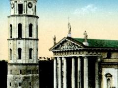 Wilna-Kathedral-Kirche