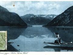 Achensee gegen Süden