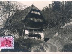 Altes Bauernhaus Edelschrott