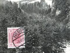 Bad Gastein Angerschlucht-Brücke