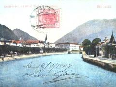 Bad Ischl Esplanade und Hotel Kaiserin Elisabeth