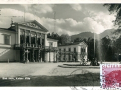 Bad Ischl Kaiser Villa