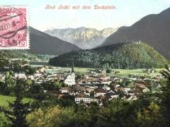 Bad Ischl mit dem Dachstein