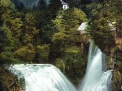 Badgastein Oberer Wasserfall