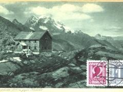 Bremerhütte gegen Habicht