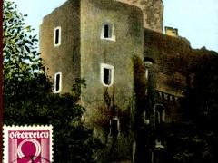 Hainfeld Ruine Araburg NÖ
