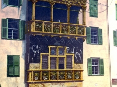 Innsbruck Goldenes Dach'l