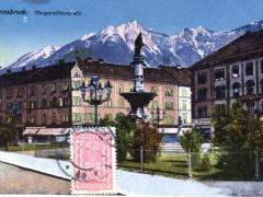 Innsbruck Margarethenplatz