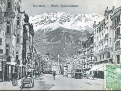 Innsbruck Maria Theresiastrasse