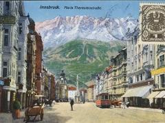 Innsbruck Maria Theresienstrasse