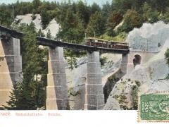 Innsbruck Stubaithalbahn Brücke