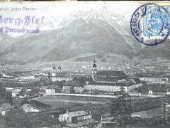 Innsbruck gegen Norden