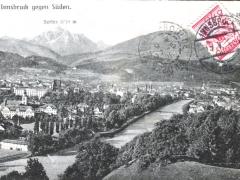 Innsbruck gegen Süden