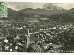Innsbruck gegen Serles
