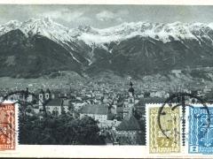 Innsbruck vom Berg Isel
