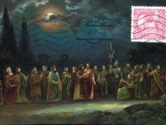 Oberammergauer Passionsspiele Gefangennahme Christi