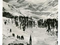 Obergurgl mit Schalfkogl Ötztal