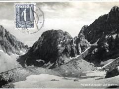Parzin-Schneekarr und Dremelspitze